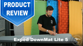 Exped DownMat Lite 5 Review