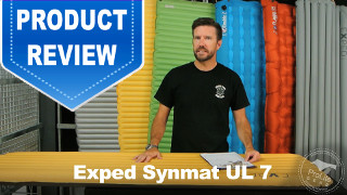 Exped SynMat UL 7 Review