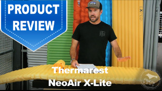 Thermarest NeoAir X-Lite Review