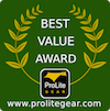 ProLite Gear Best Value Award