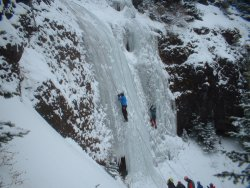 Hyalite Canyon Ice Climbing