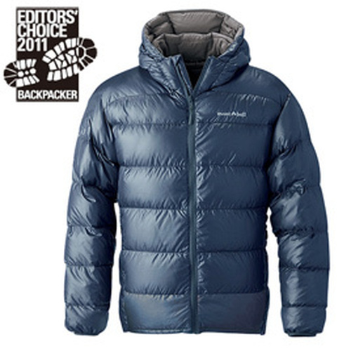 Montbell Alpine Light Down Parka 3