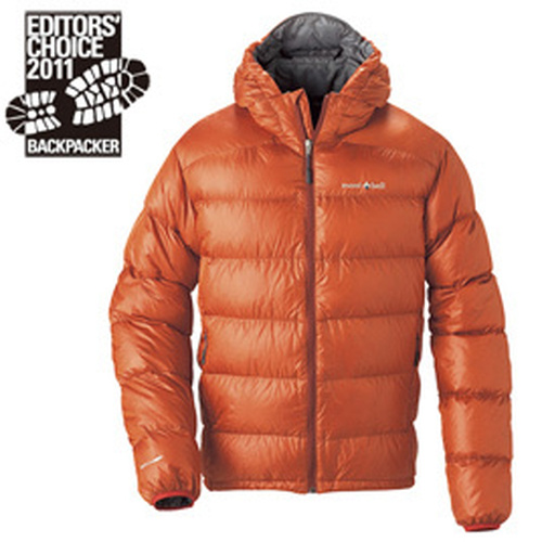 Montbell Alpine Light Down Parka 4