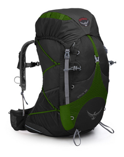 Osprey Exos 58 Backpack 2