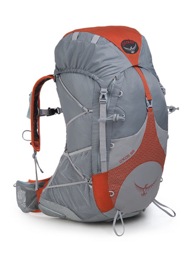 Osprey Exos 58 Backpack 1