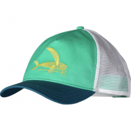 Patagonia Deconstructed Flying Fish Layback Trucker Hat – Women's