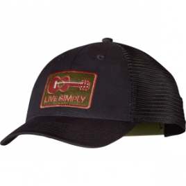 Patagonia Live Simply Guitar Lo-Pro Trucker Hat
