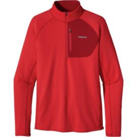 Patagonia Thermal Speedwork Zip-Neck Top – Men's