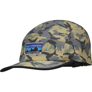 Patagonia Retro Fitz Roy Label Tradesmith 5-Panel Cap - ProLite Gear bd5ac19124d