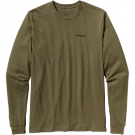 Patagonia Fitz Roy Trout T-Shirt – Long-Sleeve – Men's