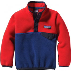 Patagonia Lightweight Synchilla Snap-T Fleece Pullover – Infant Boys'