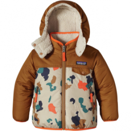 Patagonia Reversible Tribbles Hooded Jacket – Toddler Boys'