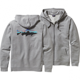 Patagonia Fitz Roy Trout Midweight Full-Zip Hoodie – Men's