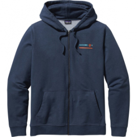 Patagonia Glacier Waves Midweight Full-zip Hoodie – Men's