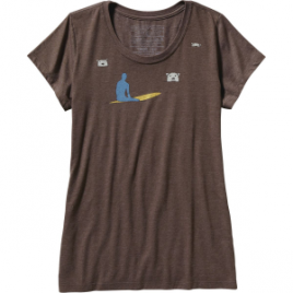 Patagonia Polar Lineup T-Shirt – Short-Sleeve – Women's