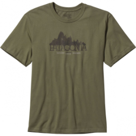 Patagonia Fitz Roy Granite T-shirt – Short-Sleeve – Men's