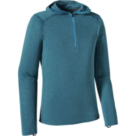 Patagonia Capilene Thermal Weight Hooded Zip-Neck Top – Men's