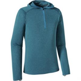 Patagonia Capilene Thermal Weight Hooded Zip-Neck Top – Men's