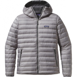 Patagonia Down Sweater Full-Zip Hooded Jacket – Men's