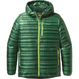 Patagonia Ultralight Hooded Down Jacket – Men's