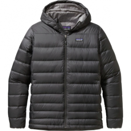 Patagonia Hi-Loft Hooded Down Jacket – Men's