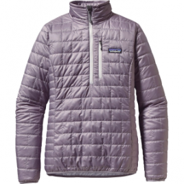 Patagonia Nano Puff Pullover Insulated Jacket – Women's