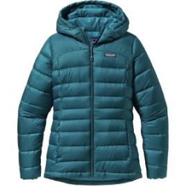 Patagonia Hi-Loft Hooded Down Sweater – Women's