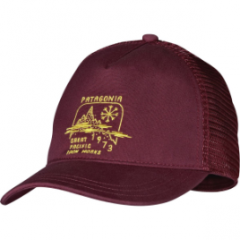 Patagonia Snow Belt Layback Trucker Hat – Women's