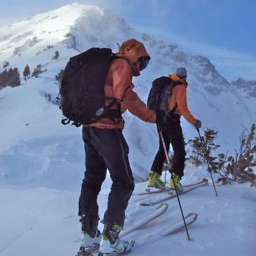 Skiing Blackmore