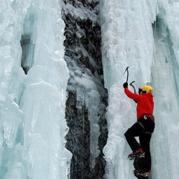 Hyalite Canyon Ice Climbing – Craig