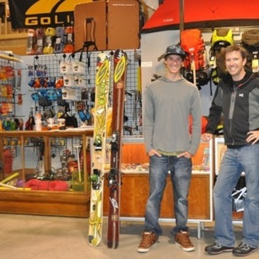 Matthias Giraud & Craig at ProLite Gear