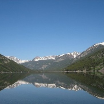 Mystic Lake – Beartooth Range, Montana