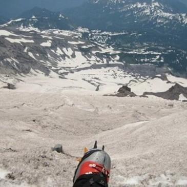 Nisqually Glacier – Rainier