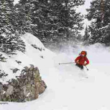 Wes Dudley Backcountry Skiing