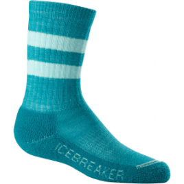 Icebreaker Hike Lite Crew Sock – Girls'
