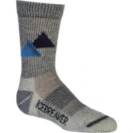 Icebreaker Hike Lite Crew Sock – Boys'