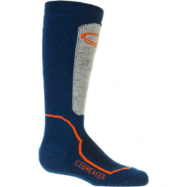 Icebreaker Snow Mid Over The Calf Sock – Boys'