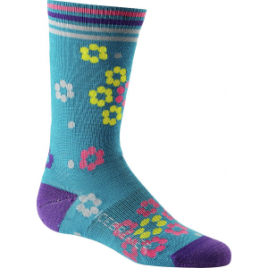 Icebreaker City Ultralight Crew Sock – Girls'