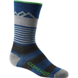 Icebreaker City Ultralight Crew Sock – Boys'