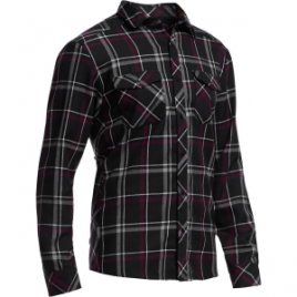 Icebreaker Lodge Flannel Shirt – Long-Sleeve – Men's