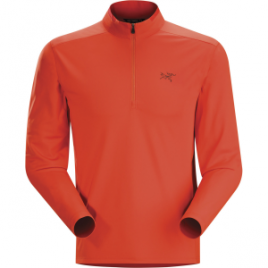 Arc'teryx Iridine Zip-Neck Shirt – Long-Sleeve – Men's