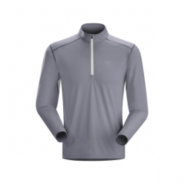 Arc'teryx Ether Zip-Neck Shirt – Long-Sleeve – Men's