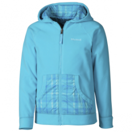 Marmot Shortcut Reversible Fleece Jacket – Girls'