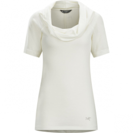 Arc'teryx A2B Cowl Neck Shirt – Short-Sleeve – Women's