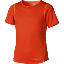 Marmot Essential T-Shirt – Short-Sleeve – Girls'