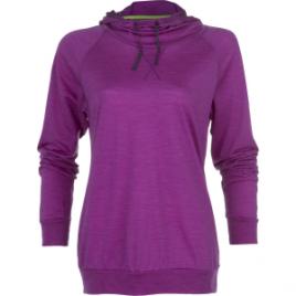Icebreaker Sphere Hooded Shirt – Long-Sleeve – Women's