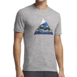 Icebreaker Tech Lite Playground T-Shirt – Short-Sleeve – Men's