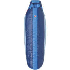 Big Agnes Storm King Sleeping Bag: 0 Degree Down