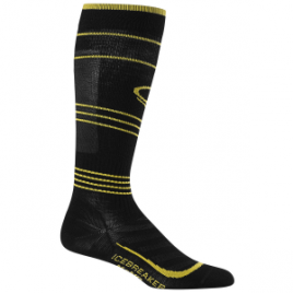 Icebreaker Run Plus Ultra Light Compression OTC Sock – Men's