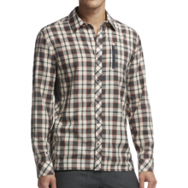 Icebreaker Compass Plaid Shirt – Long-Sleeve – Men's